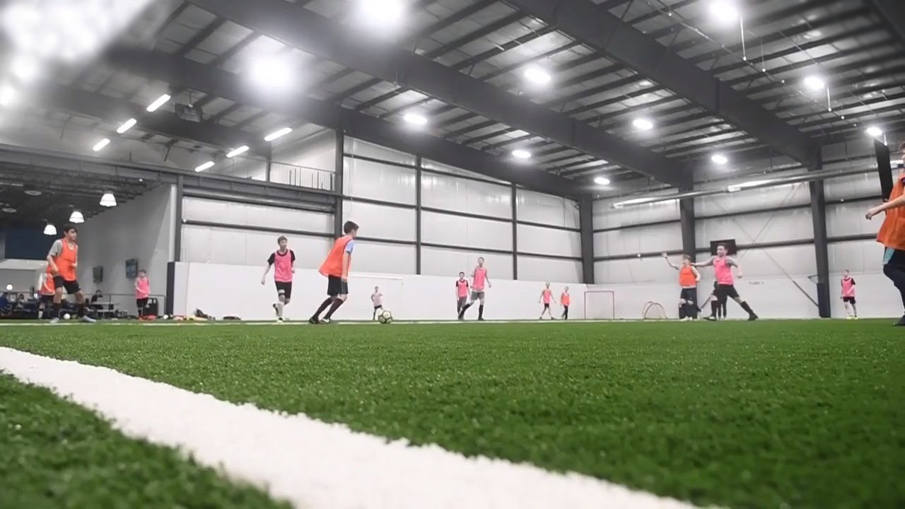 adult and kids leagues, soccer, training