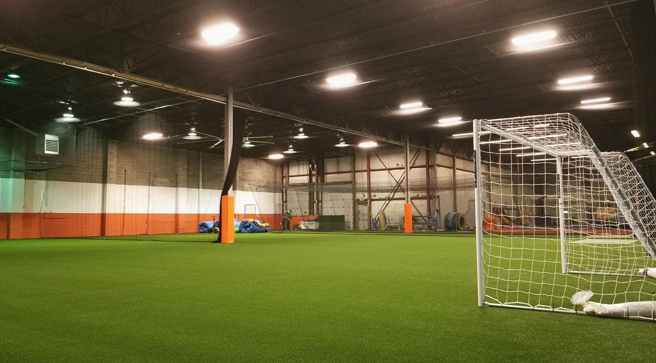 Soccer Goals, Padding, Protective Netting