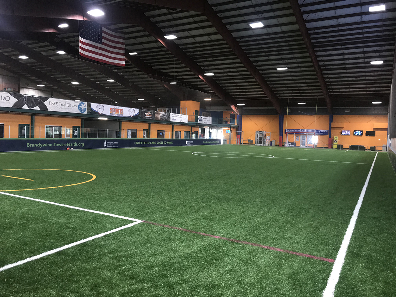 Sports Training Center, AstroTurf Artificial Turf