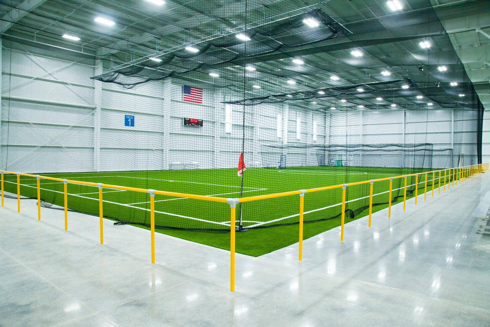 Multi-Purpose Field House: Cape Girardeau SportsPlex, Cape Girardeau, MO