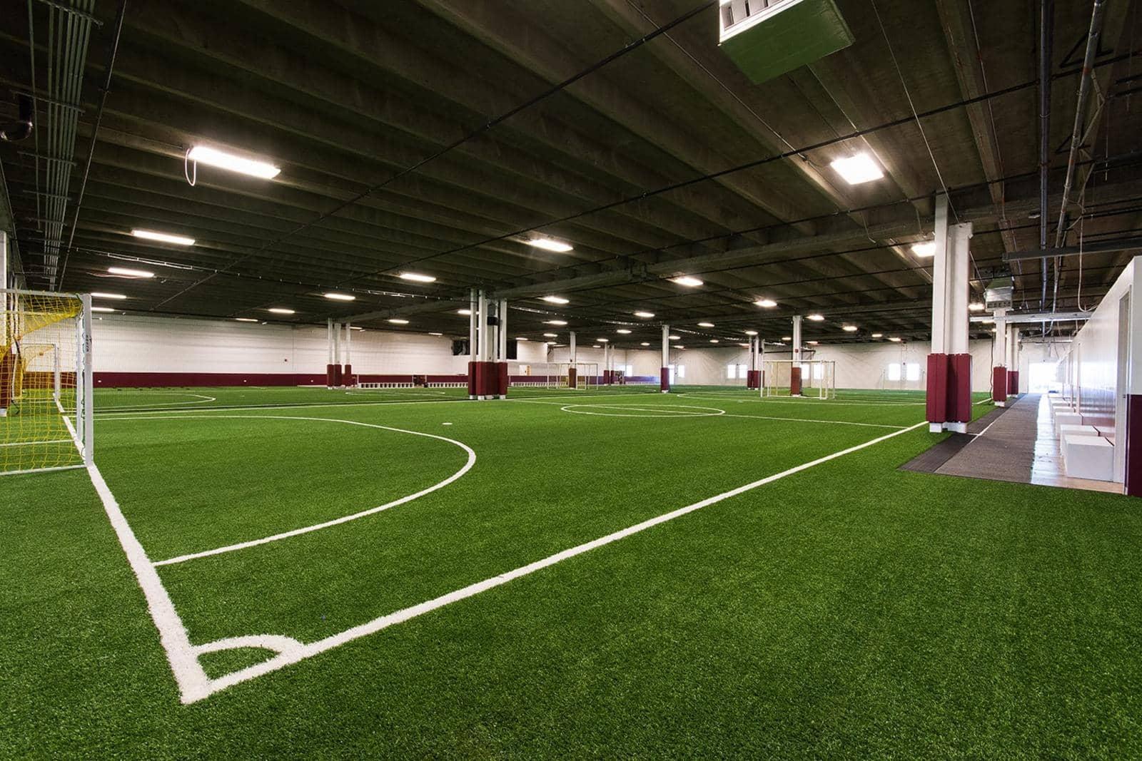 Astroturf Soccer Fields Colorado Rapids Youth Club