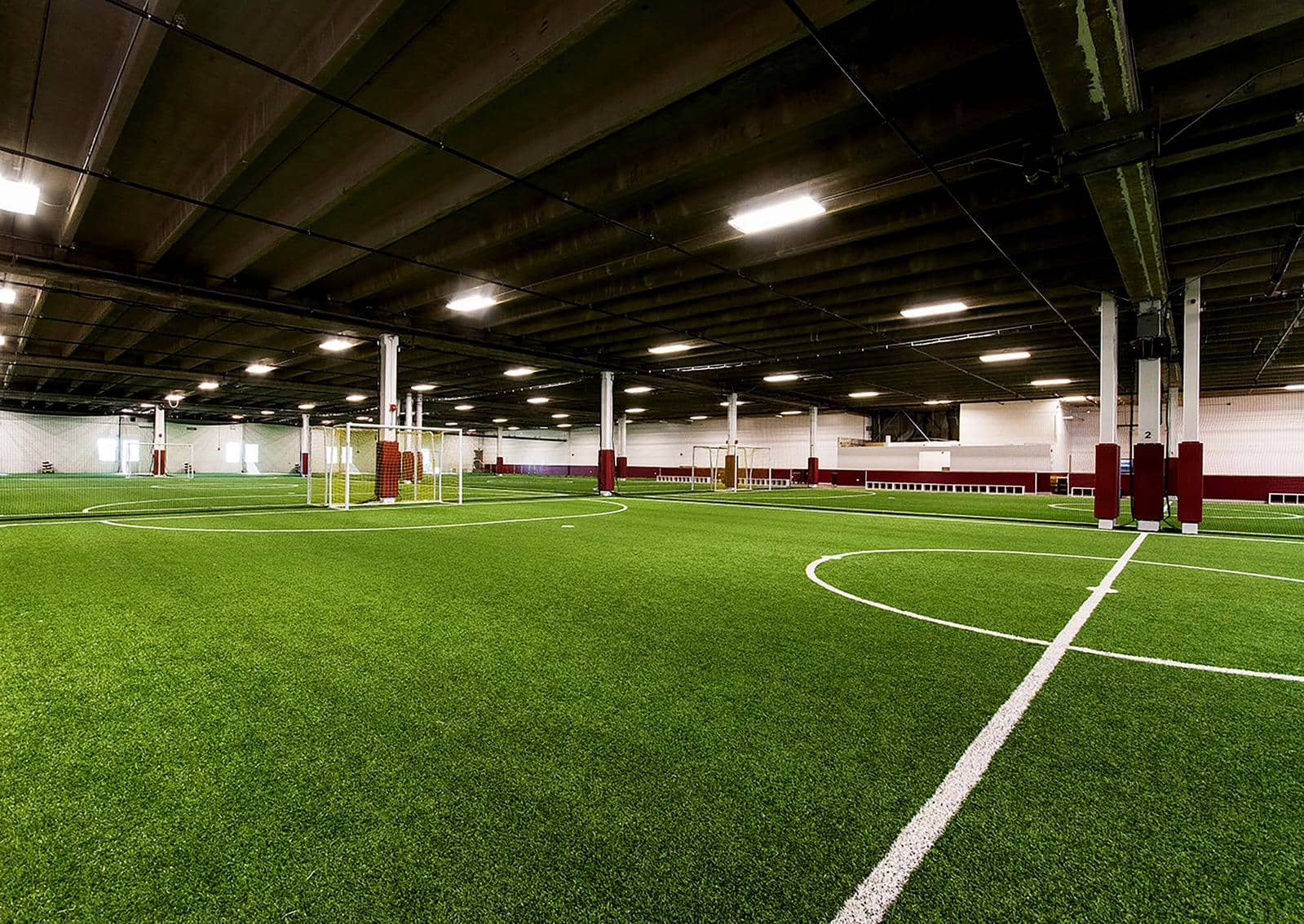 Cost to build an Artificial Turf Sports Field