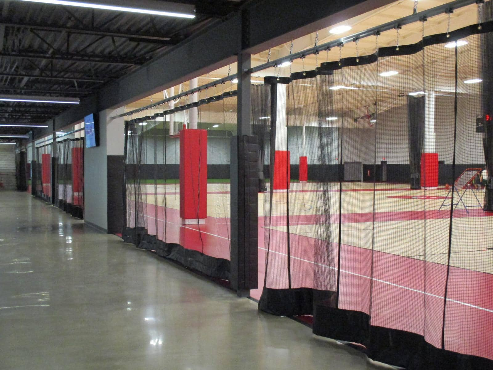 Multi sport Indoor complex