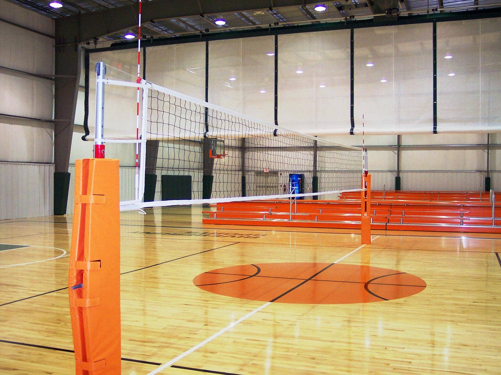 Athletic Equipment, Dasher Boards, Interior Sports Finishes
