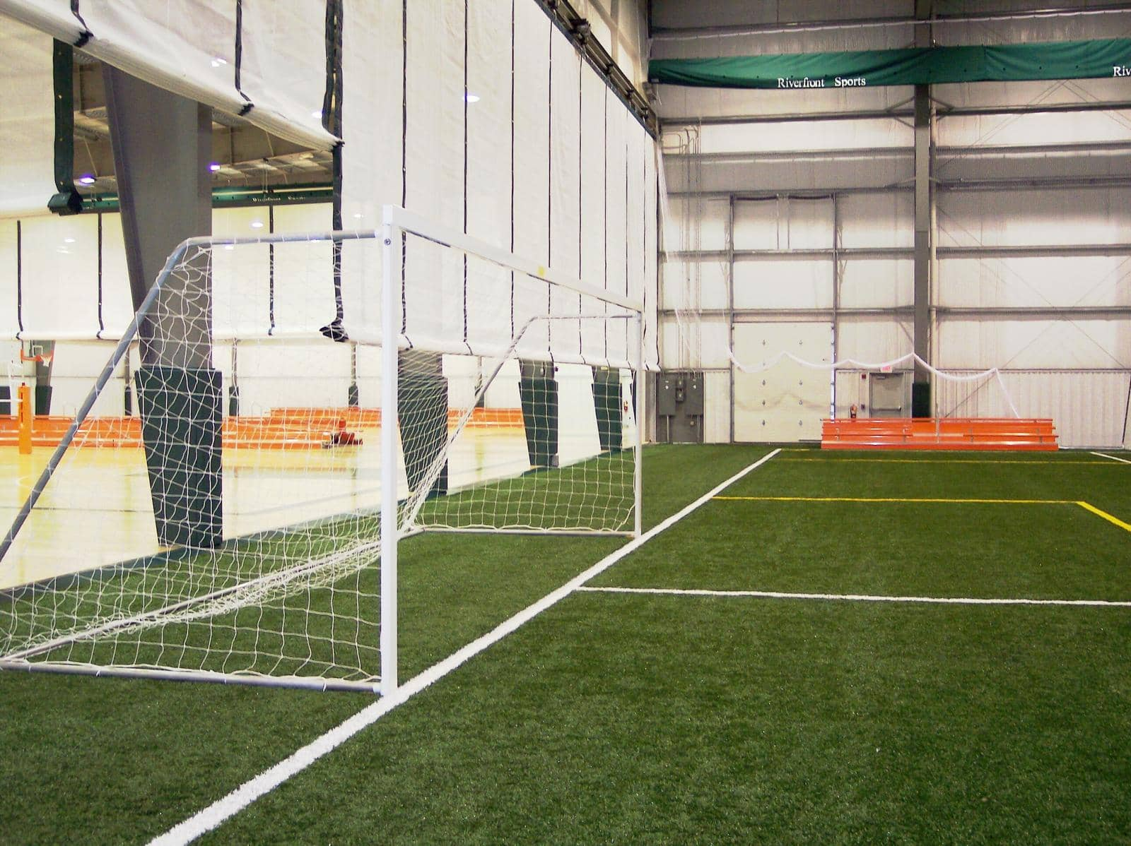 Indoor Soccer Dasher Boards