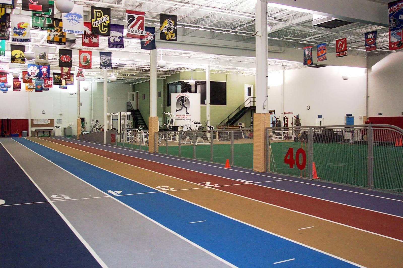Indoor Running Track Surfaces