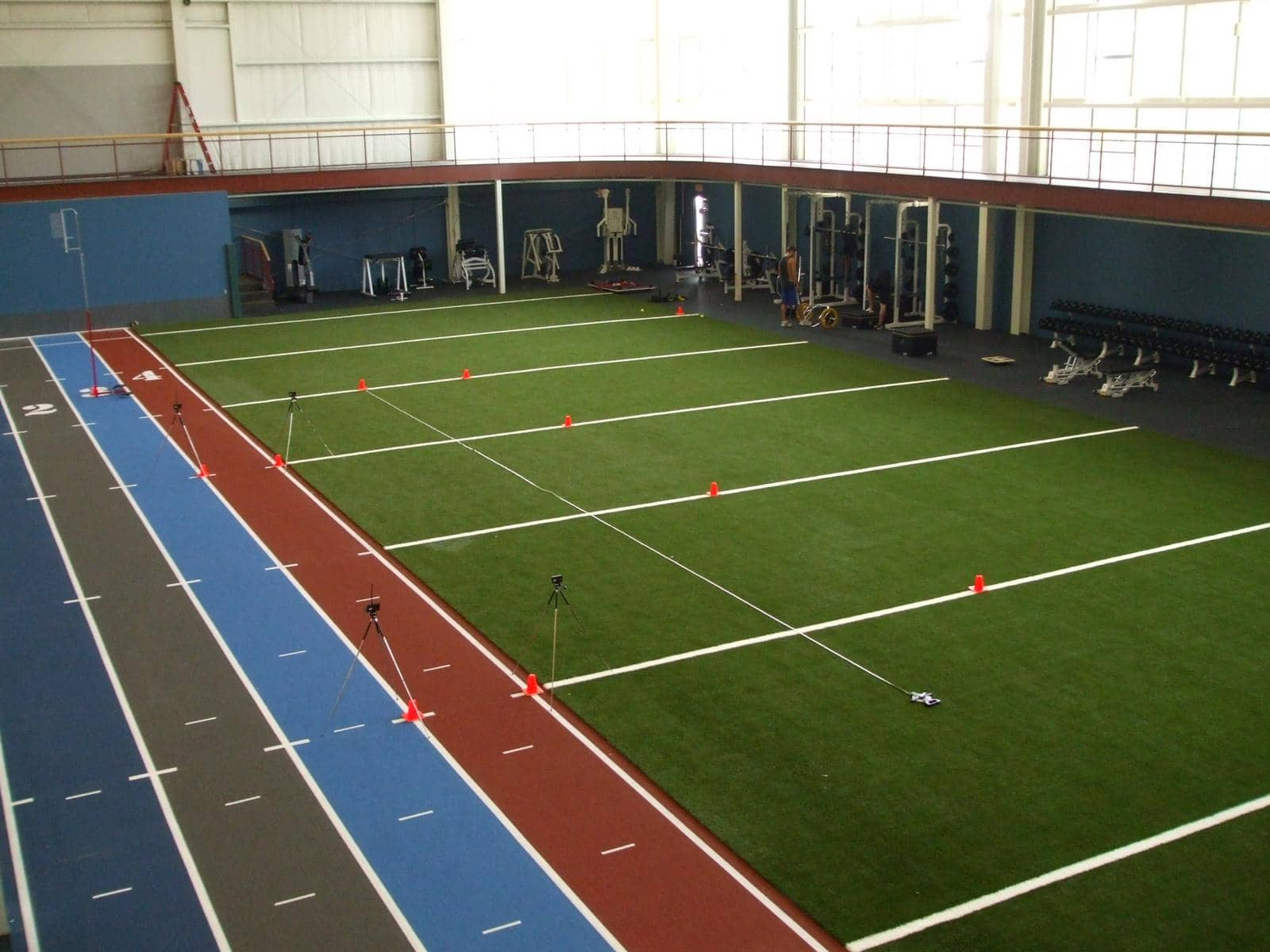 Indoor Track Surfaces
