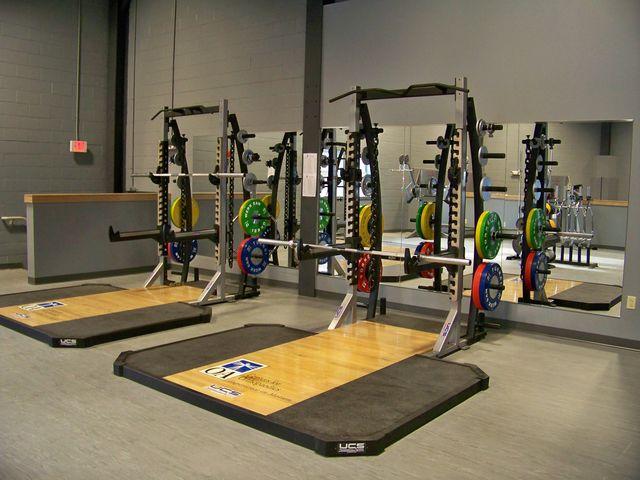 flooring for Fitness Room