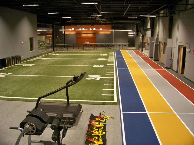 School Gym Floor Material