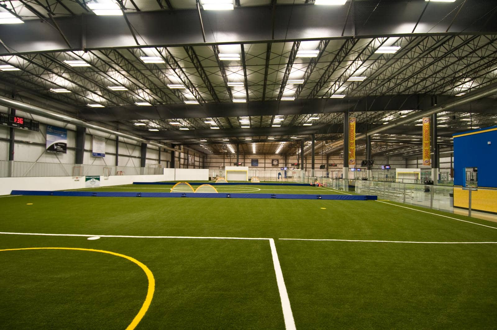 Multi-sport Indoor Facility