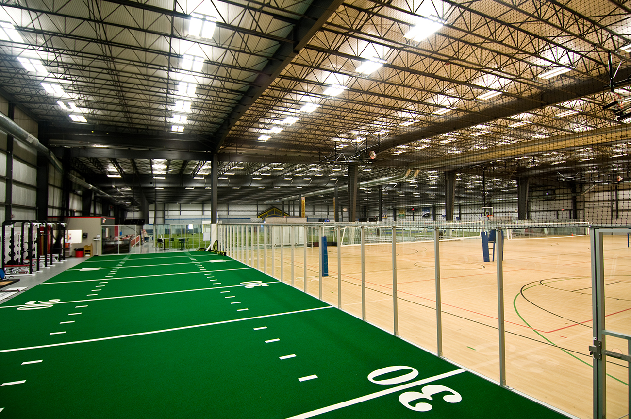 Indoor Track Flooring
