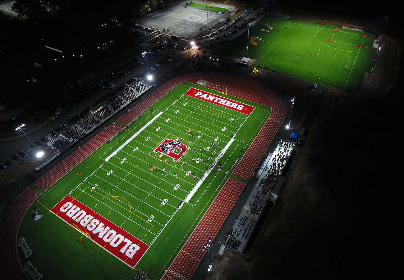 AstroTurf, Artificial Turf, Band, Stadium Field, Equipment, Stadium Lighting