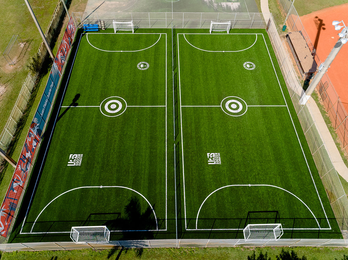 Target, AstroTurf, AstroTurfing, Mini-pitches