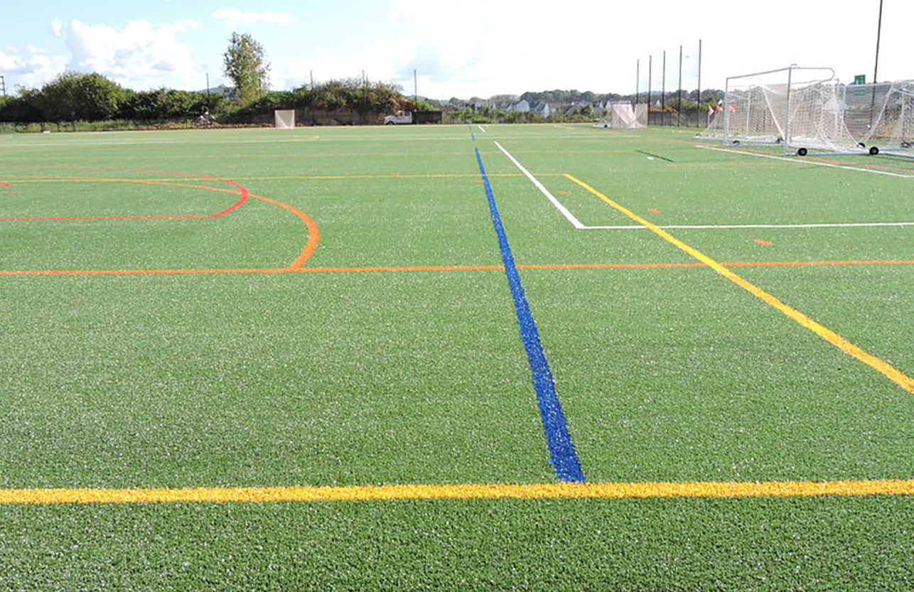 AstroTurf, Jaypro Sports, Sportsfield Specialties, CushionFall, Target Technologies, Soccer and Lacrosse Goals