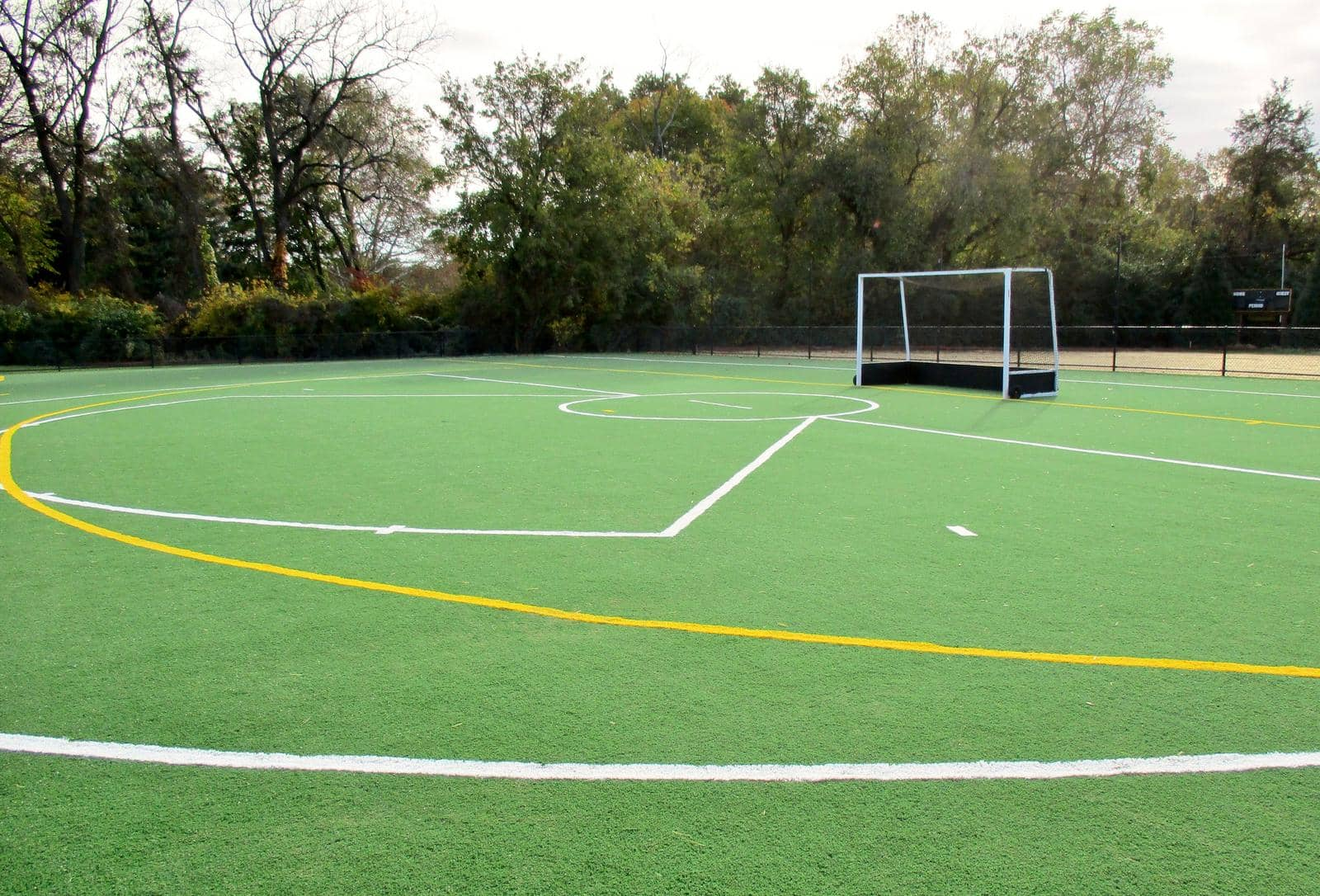 Artificial Grass Surface Used for Sports Fields