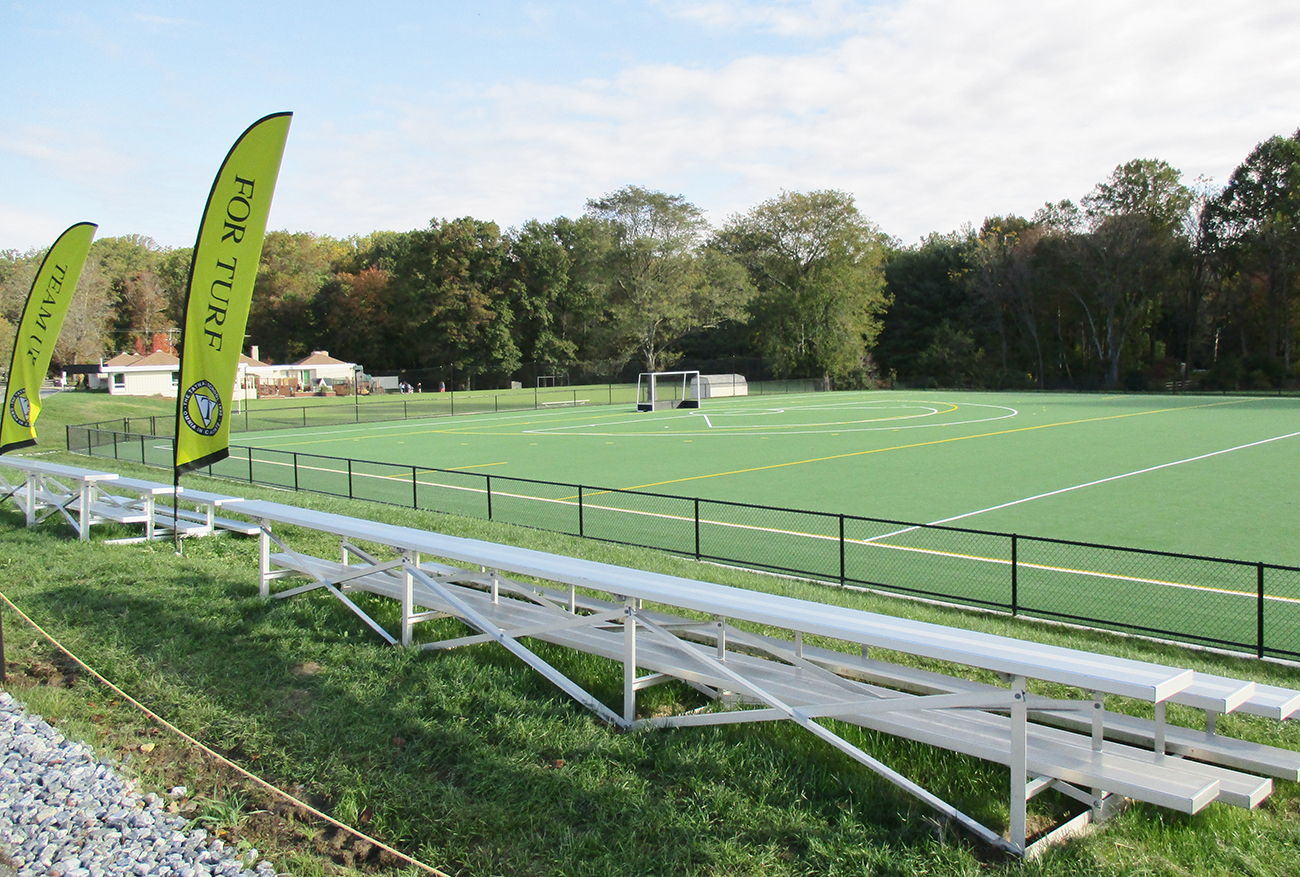 Artificial Surfaces for Tatnall School field hockey and girls lacrosse