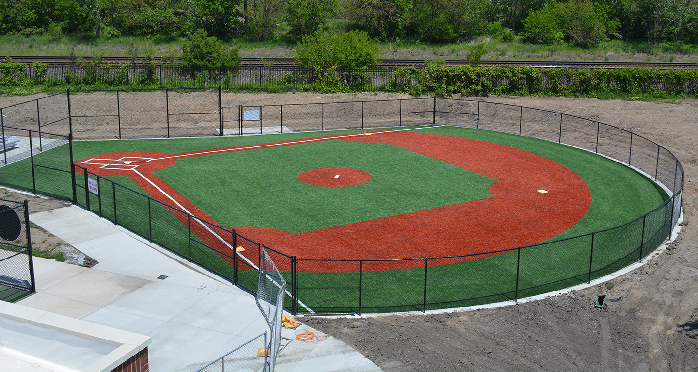 Artificial Surfaces for Outdoor Sports: Whiting Municipal Sports Complex, Whiting, IN