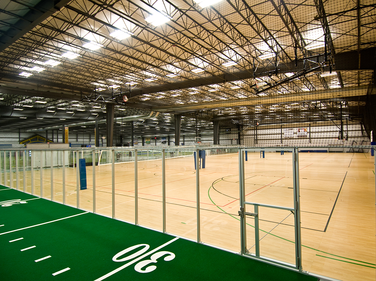 Indoor Athletic Surfaces