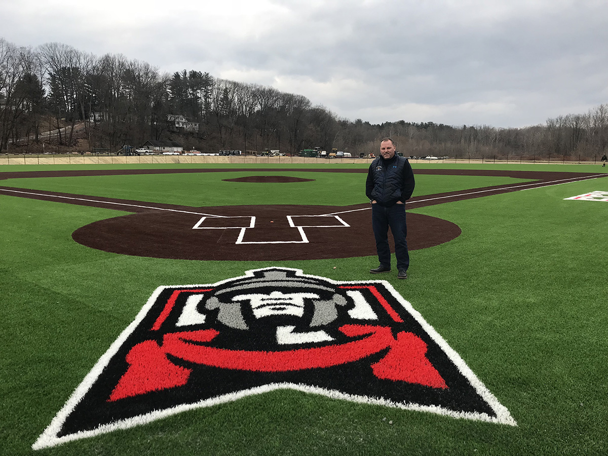 East Stroudsburg University: Baseball & Softball Fields