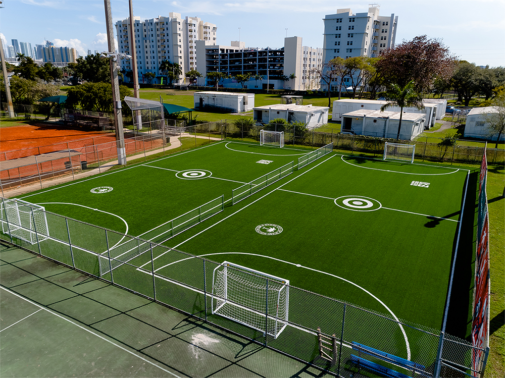 Juan Pablo Duarte Park Mini-Pitches