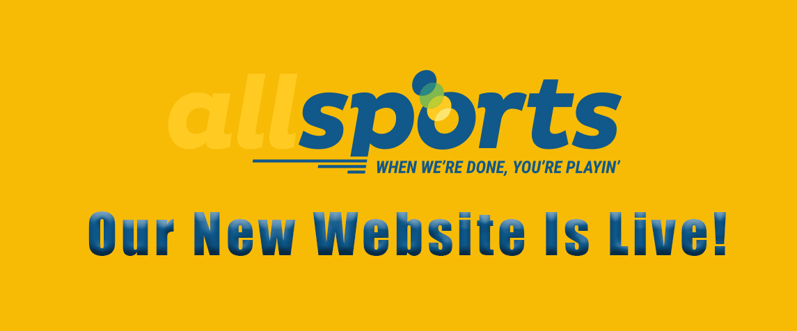 AllSports Launches New Website
