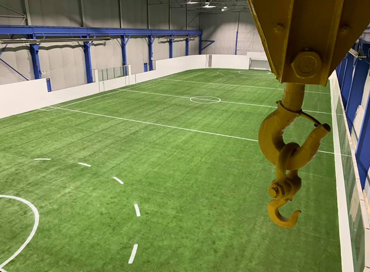 Steelyard Sports Open For Business