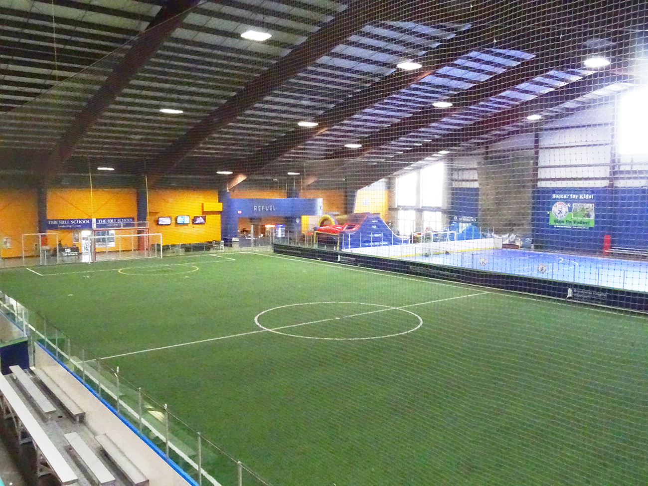 Recently Awarded USTC Indoor Turf