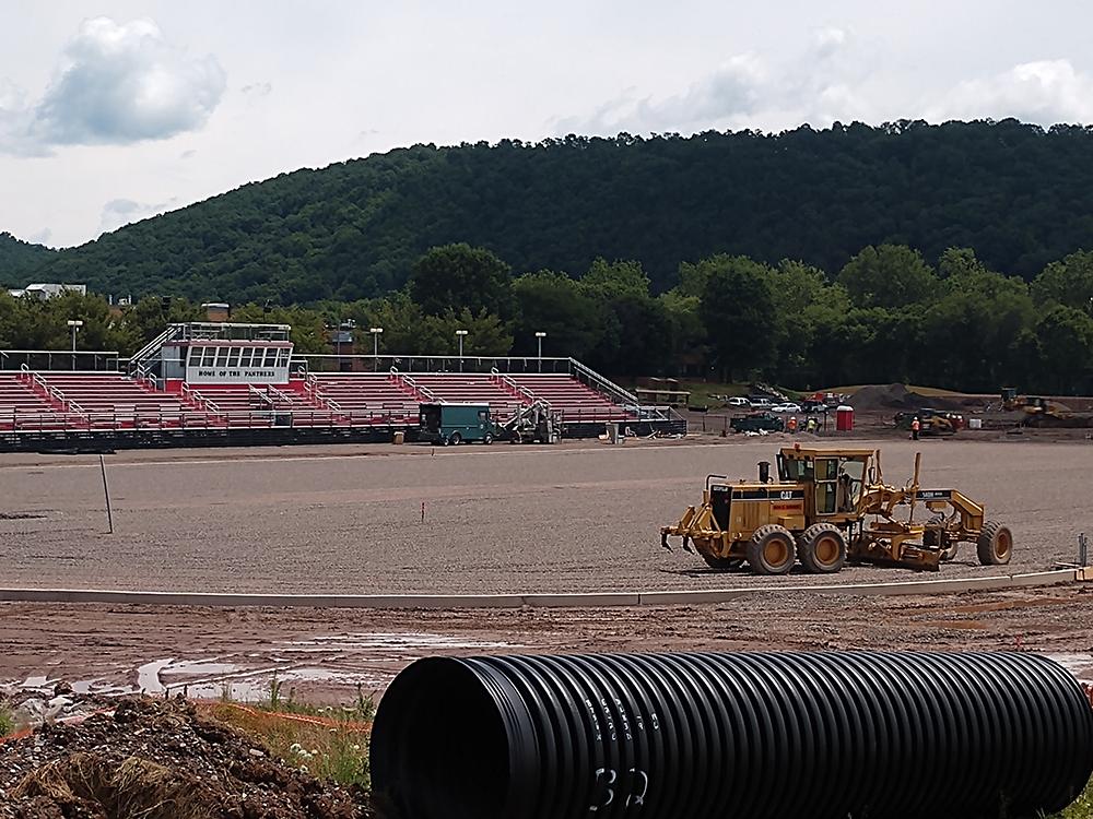 Bloomsburg HS Stadium