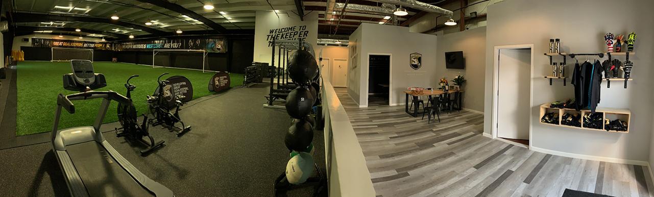 Goalkeeper Training Center Open