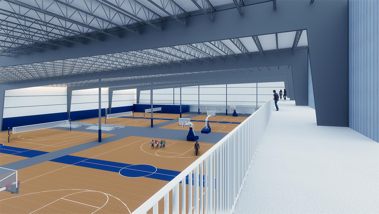 Nittany Valley Sports Centre Phase II Expansion