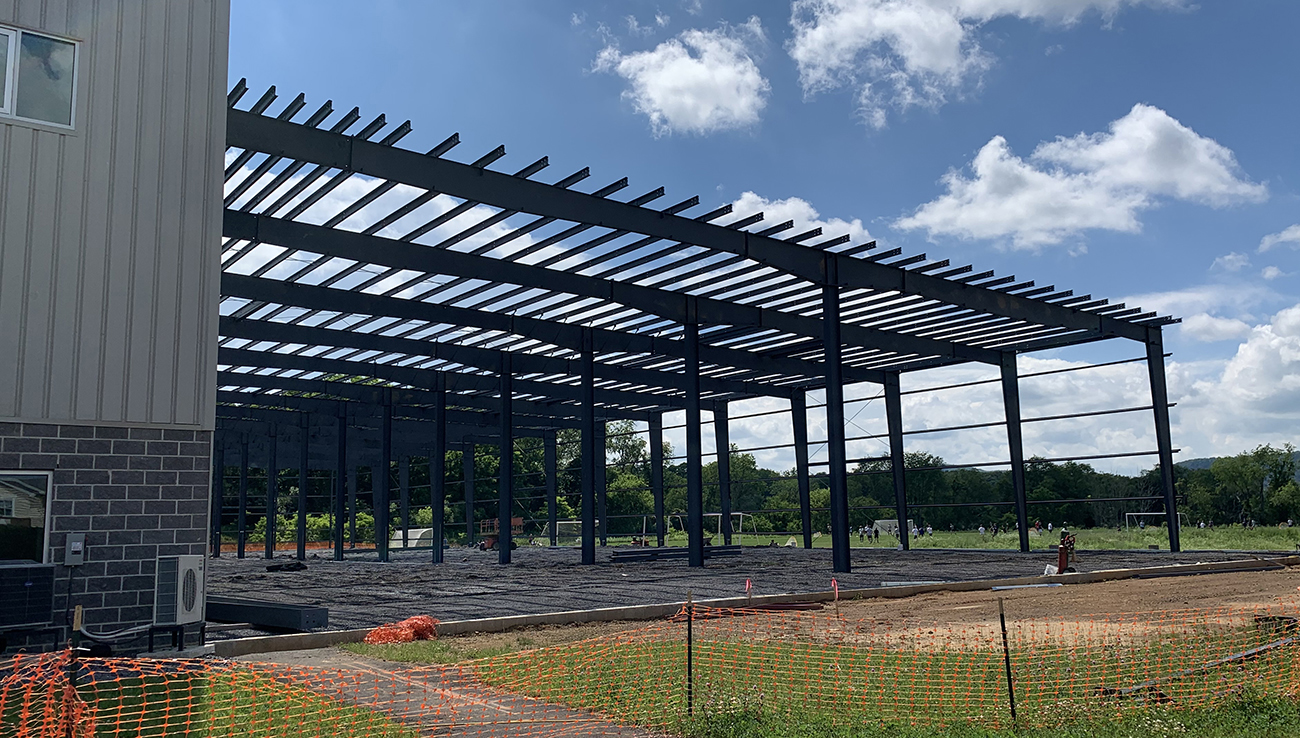 Phase II Expansion at Nittany Valley Sports Centre