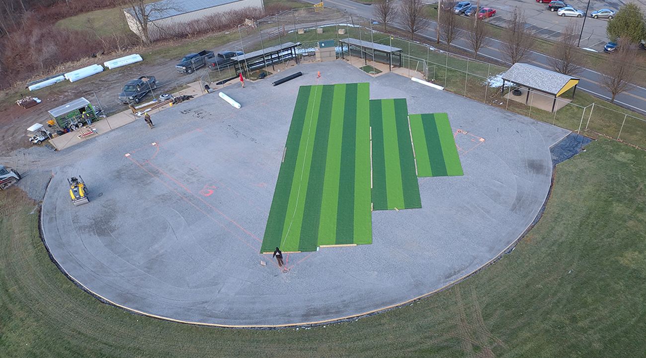 Three Rivers Baseball Progressing Despite Weather