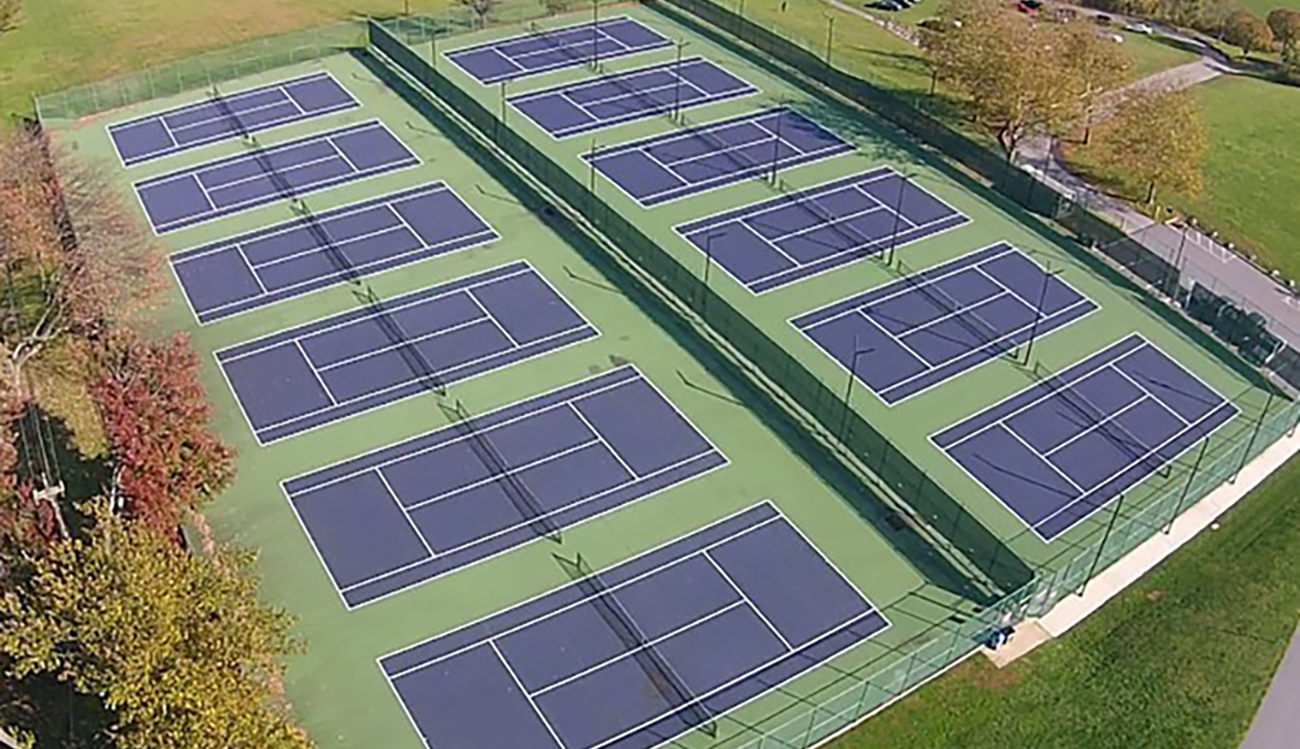 West Chester University Tennis Courts To Get Facelift