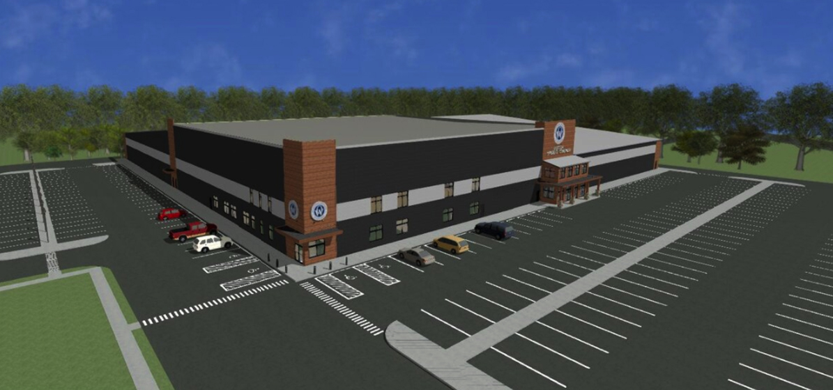 Coming Fall 2021: OAW Indoor Sports Complex