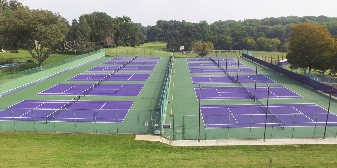 """West Chester University Courts """"Go From Drab to Fab"""""""